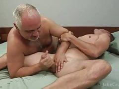 Daddy Silver + Twink (Cum)