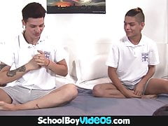 School Boy Videos - Hot Boy Gets His Ass Banged Hard