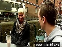 History of gay  video He&#039_s probably not used to being fettered up and