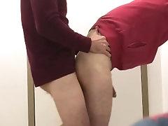 Bitch Fucked in Bathroom