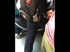 wank in metro
