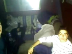 146. Cute Friends Show Their Round Smooth Asses On Cam