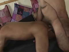 big dick old grandpa and young twink student