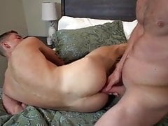 Muscled stud creampies sexy twink
