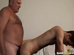 Daddy fucks Julian