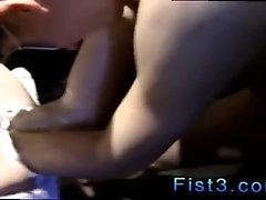Gay anal fisting pussy boy Testing the Limits of a Pig Hole!