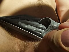 Soft to hard - myuncut cock